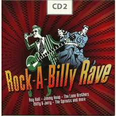 Rock-A-Billy Rave, CD 2 mp3 Compilation by Various Artists