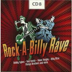 Rock-A-Billy Rave, CD 8