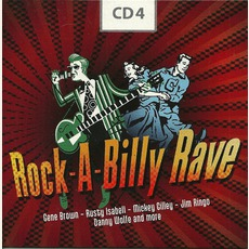 Rock-A-Billy Rave, CD 4 mp3 Compilation by Various Artists
