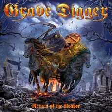 Return Of The Reaper (Limited Edition) by Grave Digger