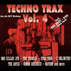 Techno Trax, Volume 4 by Various Artists