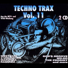 Techno Trax, Volume 11 mp3 Compilation by Various Artists