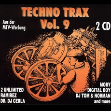 Techno Trax, Volume 9 mp3 Compilation by Various Artists