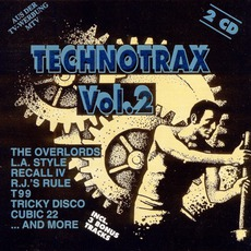 Techno Trax, Volume 2 by Various Artists