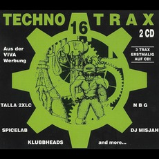 Techno Trax, Volume 16 by Various Artists
