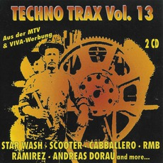 Techno Trax, Volume 13 by Various Artists