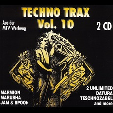 Techno Trax, Volume 10 mp3 Compilation by Various Artists