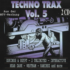 Techno Trax, Volume 5 by Various Artists