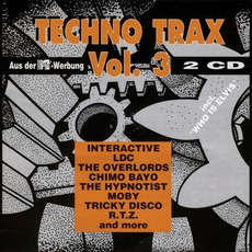 Techno Trax, Volume 3 by Various Artists
