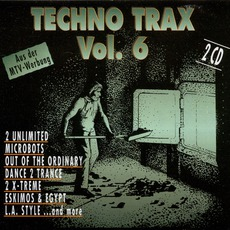 Techno Trax, Volume 6 by Various Artists