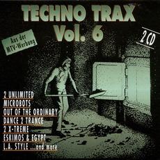 Techno Trax, Volume 6