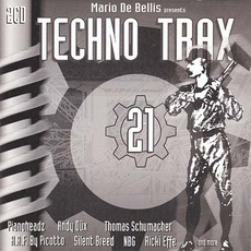 Techno Trax, Volume 21 by Various Artists