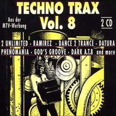 Techno Trax, Volume 8 by Various Artists