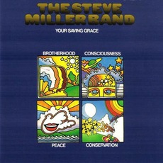 Your Saving Grace mp3 Album by Steve Miller Band