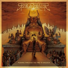 Passing Through The Fire To Molech by Space Eater
