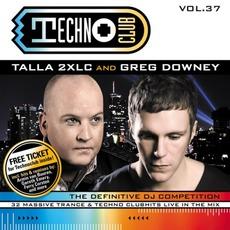 Techno Club, Volume 37