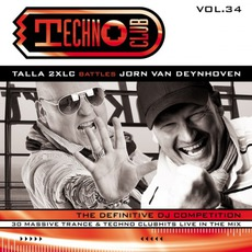 Techno Club, Volume 34 mp3 Compilation by Various Artists
