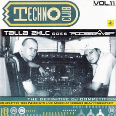 Techno Club, Volume 11