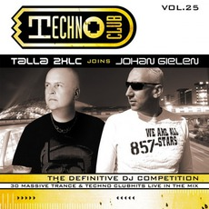 Techno Club, Volume 25 mp3 Compilation by Various Artists