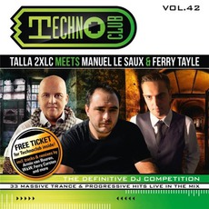 Techno Club, Volume 42 mp3 Compilation by Various Artists