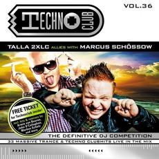 Techno Club, Volume 36