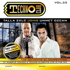 Techno Club, Volume 35 mp3 Compilation by Various Artists