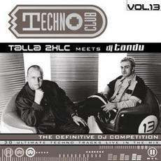 Techno Club, Volume 13