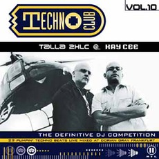 Techno Club, Volume 10