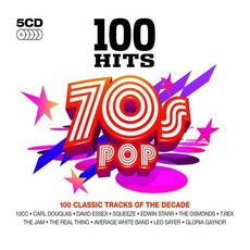 100 Hits: 70s Pop mp3 Compilation by Various Artists