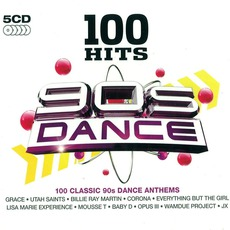 100 Hits: 90s Dance mp3 Compilation by Various Artists