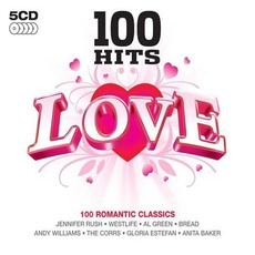 100 Hits: Love mp3 Compilation by Various Artists