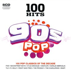100 Hits: 90s Pop mp3 Compilation by Various Artists