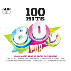 100 Hits: 80s Pop mp3 Compilation by Various Artists