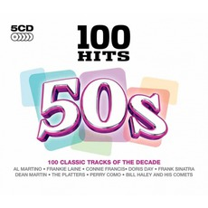 100 Hits: 50s mp3 Compilation by Various Artists