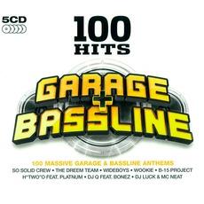 100 Hits: Garage & Bassline