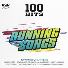 100 Hits: Running Songs mp3 Compilation by Various Artists