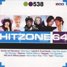 Radio 538 Hitzone 64 by Various Artists
