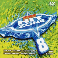 TMF Hitzone 8 mp3 Compilation by Various Artists