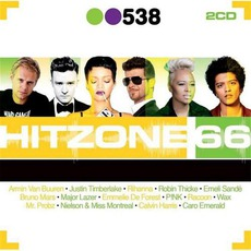 Radio 538 Hitzone 66 by Various Artists