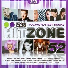 Radio 538 Hitzone 52 by Various Artists