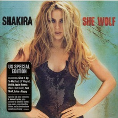 She Wolf (US Edition) mp3 Album by Shakira