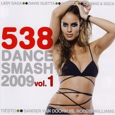 538 Dance Smash 2009, Volume 1