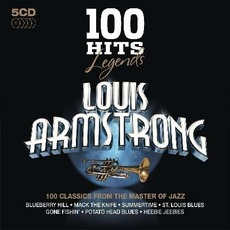 100 Hits Legends: Louis Armstrong mp3 Artist Compilation by Louis Armstrong