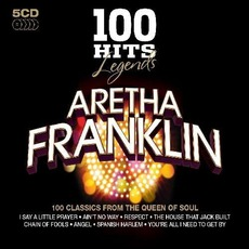 100 Hits Legends: Aretha Franklin mp3 Artist Compilation by Aretha Franklin