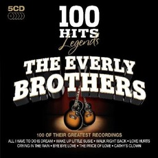 100 Hits Legends: The Everly Brothers mp3 Artist Compilation by The Everly Brothers