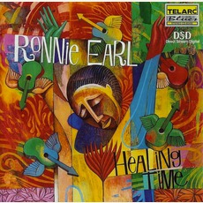 Healing Time mp3 Album by Ronnie Earl