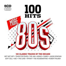 100 Hits: More 80s mp3 Compilation by Various Artists