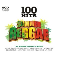 100 Hits: Summer Reggae by Various Artists