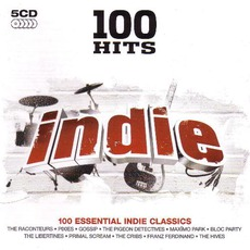 100 Hits: Indie by Various Artists