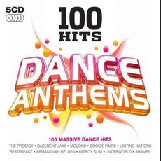 100 Hits: Dance Anthems mp3 Compilation by Various Artists